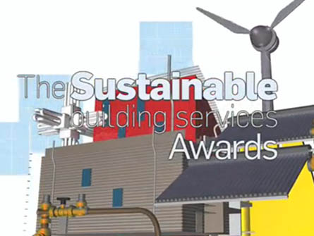 Sustainable Building Services Awards Title